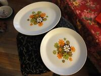Two  Platters  (old