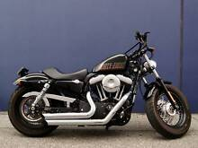 2012 HARLEY-DAVIDSON SPORTSTER FORTY EIGHT Cannington Canning Area Preview