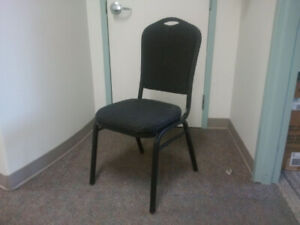 Stacking Banquet Chairs - $29.50 / ea.