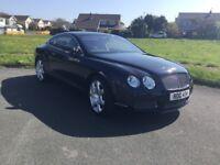 Bentley Continental GT 6.0 Mulliner Spec