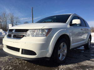 2015 DODGE JOURNEY- CLEAR CAR PROOF