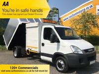 2010 Iveco Daily 50c15 BRAND NEW BUILD ARBORIST ALLOY & Toolbox Low Mileage