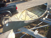 ONE CANOE FOR SALE