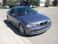 2002 BMW 330ci Coupe (2 door)