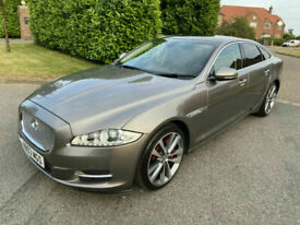 image for 2011(61) JAGUAR XJ SERIES 3.0 LUXURY GENUINE 48K BETTER VALUE THEN PORTFOLIO!!