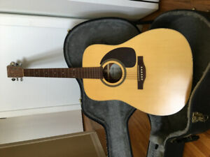 Simon & Patrick Woodland Pro Spruce Acoustic Guitar (LIKE NEW)