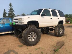 1998 Tahoe monster truck