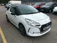 2017 DS DS 3 PURETECH CONNECTED CHIC Manual Hatchback Petrol Manual