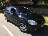 Kia Rio 1.5CRDi LX , 50000 miles from new !!, One private keeper !!