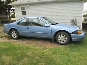 1994 Ford lx Coupe ( one owner )