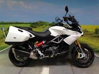 Aprilia Caponord 1200 Travel pack 2014 *Super low miles 2927 miles Immaculate!**