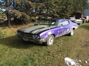 1972 Buick Skylark with rebuilt 455