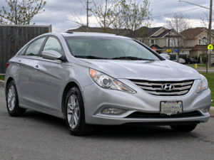 '12 Hyundai Sonata GLS $6895 w/safety