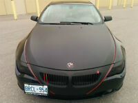 2005 BMW 645Ci M Sport Package Fully Loaded -CERTIFIED & ETESTED
