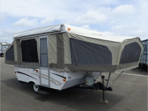 2006 STARCRAFT POP UP CAMPING TRAILER