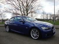 BMW 330 3.0i M Sport Coupe 6-Spd 2007 57, Full BMW Service History