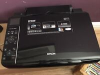 Epson Stylus SX 415 and lots of ink cartridges