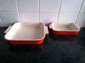 Le Creuset Oven Dishes