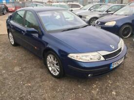 2003/53 Renault Laguna 1.8 16v Dynamique FULL MOT EXCELLENT RUNNER