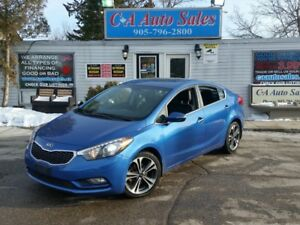 2014 Kia Forte EX NON ACCIDENT WITH NAVI BACK UP