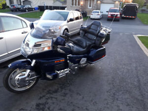 Honda goldwing 1500