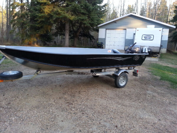 Used 2011 Yamaha UV14 G3 Boat