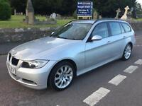 2005 55 BMW 320 2.0 TD DIESEL SE 170 BHP ESTATE TOURING AUTO TRIPTRONIC 3 SERIES