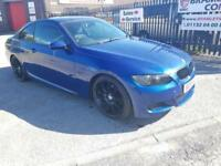58 2009 BMW 325i 3.0 i M Sport 2 DOOR COUPE 2007 2009