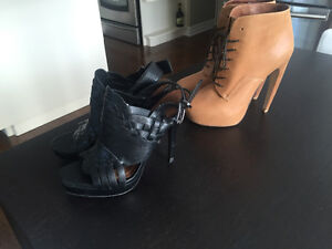 Beautiful heels, size 8.5