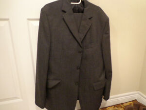 Medium Size Embassy Blue Riband Suit and Pant