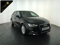 2013 63 AUDI A3 SE TDI DIESEL 1 OWNER FROM NEW SERVICE HISTORY FINANCE PX