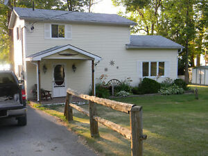 Beautiful Lakeside Home for Rent on Crowe Lake