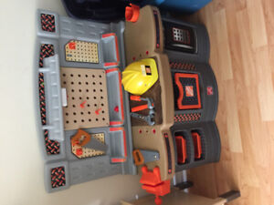 Step 2 tool work station Home Depot