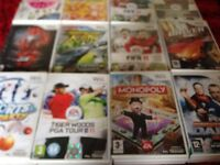 29 Wii Games Bargain