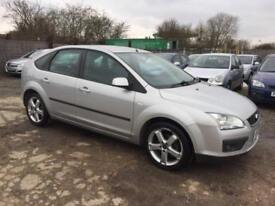FORD FOCUS 2007 1.8 MY SPORTS S PETROL - MANUAL - 1 OWNER FROM NEW - LONG MOT