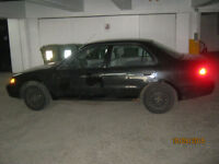 1998 Toyota Corolla Sedan $400