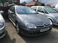 Citroen C5 2.0HDi 16v 138 VTR COMES WITH 12 MONTHS MOT