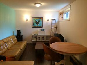 Studio semi autonome complètement meublé Saguenay Saguenay-Lac-Saint-Jean image 1