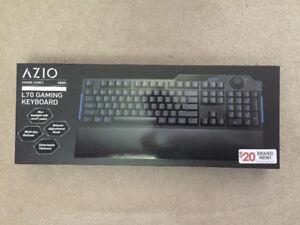 Backlit gaming keyboard - brand new in box