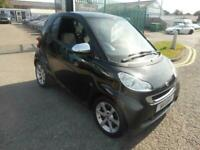 2010 smart fortwo coupe Pulse mhd 2dr Auto COUPE Petrol Automatic