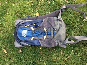 The NorthFace hydration pack