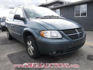 2006 DODGE GRAND CARAVAN  4D WAGON
