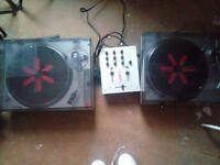 Dd turntables