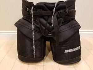 Bauer NXG goalie pants XL, like new, hockey goalie