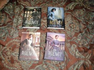 THE AGENCY TEEN BOOKS SET FOR SALE!
