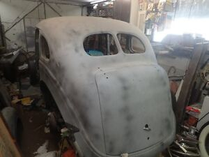 1937 Dodge 4 Door Sedan PROJECT Car