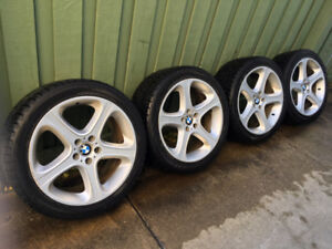 BMW X5 Rims and Winter Tires