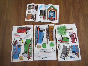 Thomas and Friends Peel & Stick Wall Decals
