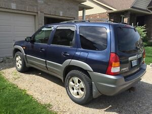 WANT IT GONE BY THE WEEKEND - 2002 MAZDA TRIBUTE LX SUV, London Ontario image 3