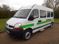2010 60 RENAULT MASTER 2.5DCI LWB WHEELCHAIR ACCESSIBLE AMBULANCE NO VAT TO PAY